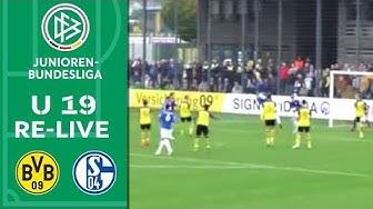 Borussia Dortmund - FC Schalke 04 0:4   Volle Länge   A-Junioren-Bundesliga