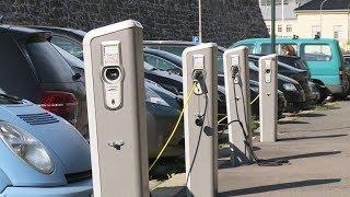 E-Autos scheitern an Vermietern und Besitzergemeinschaften | Report Mainz | Das Erste