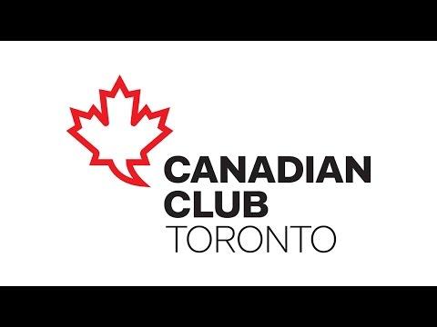 Canadian Club - Hon. Deb Matthews