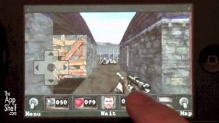 Wolfenstein RPG iPhone App Review - TheAppShelf.com