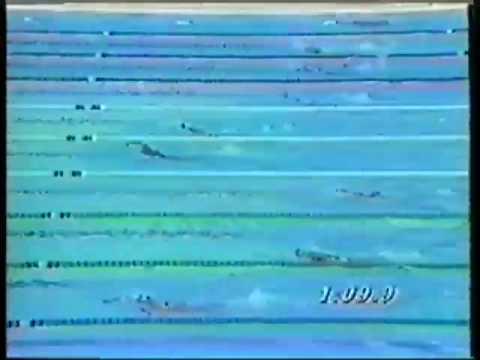 1994 | Franziska Van Almsick | World Record | 1:56.78 | 200m Freestyle | 1994 World Championships