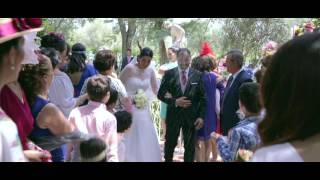 Inés y David - Una boda con olor a febrero...