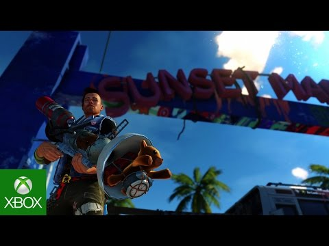 Sunset Overdrive может выйти на PC и получить обновление под Xbox One X