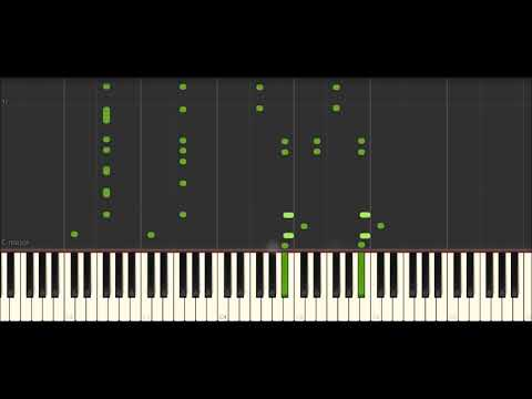 akb48 - first rabbit (synthesia)
