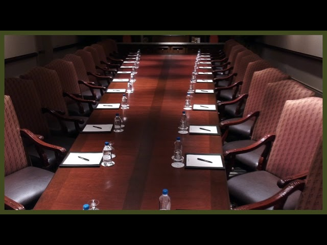Rosen Shingle Creek Boardroom Conference Set