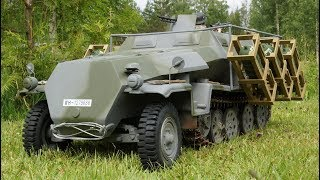 1/6 Scale RC SdKfz 251c