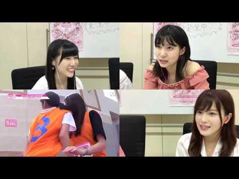 PRODUCE 48 MORNING EXCERCISE - AKB48 MEMBER REACTION