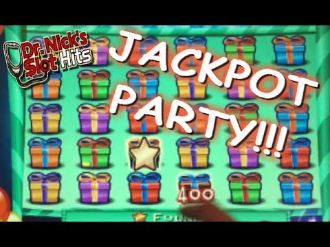 Jackpot Party Community Page