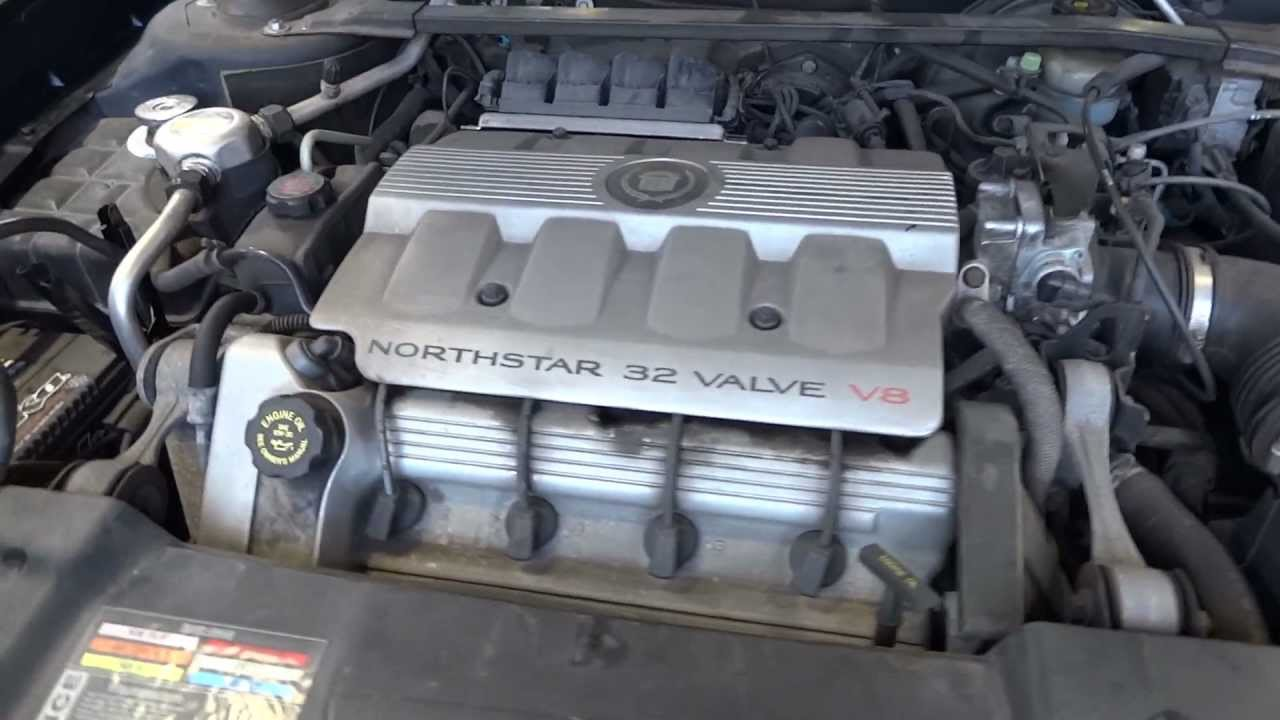 Front Web also Cadillac Dts together with Hqdefault further Orig in addition C E. on cadillac northstar engine