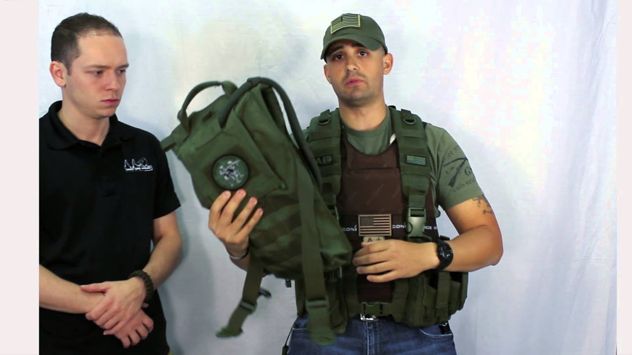 Ronin Chest Rig Mcr7 Urban Ops Armory Youtube