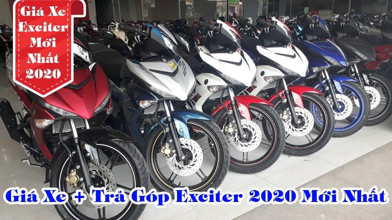Exciter 150 2020   Giá Xe và Trả Góp Exciter 2020 Mới Nhất   Tin Xe Máy