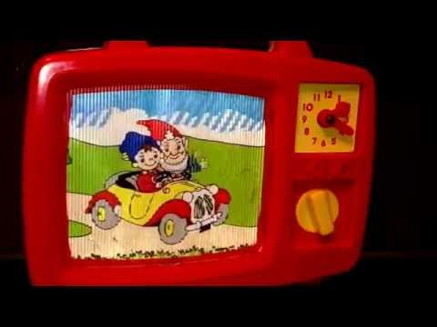 Noddy & Big Ears Video Musical TV Television Children's Toy Moving Image & Music Song Theme Tune