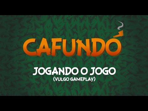 CAFUNDÓ - Gameplay Oficial - com Carlos Ruas e Shermie Cosplay