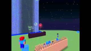 Feux artifices [Minecraft]