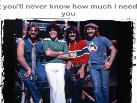 Nazareth - Dream On (with lyrics)