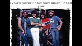 Nazareth - Dream On (with lyrics)