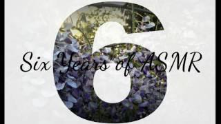 SIX Years of ASMR - Old School Whisper
