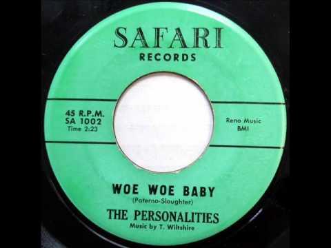 Woe Woe Baby -   Personalities