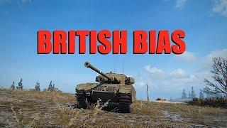 WOT - British Bias?   World of Tanks