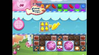 How to beat level 1143 in Candy Crush Saga!!