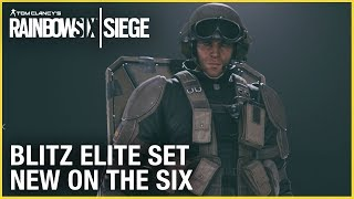 Rainbow Six Siege: Blitz Elite Set - New on the Six | Ubisoft [NA]