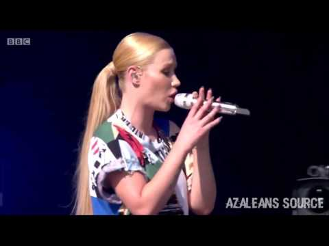 Iggy Azalea - All Hands On Deck (Remix) [Live at Radio 1's Big Weekend]