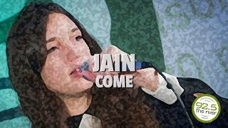 "Jain performs ""Come"""