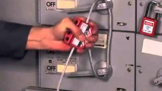 S806 Adjustable Cable Lockout