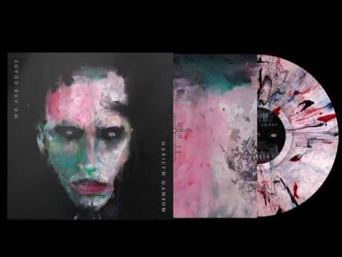 MARILYN MANSON NUEVO ALBUM / NOMBRE Y PRECIO  Y MAS