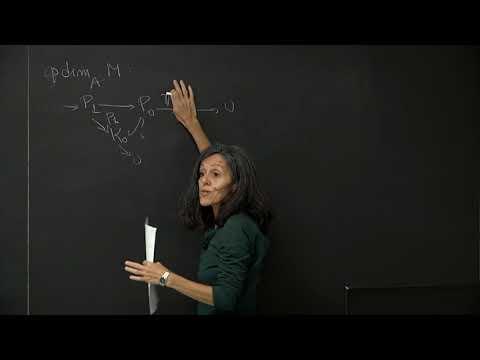 Hochschild (co)homology and geometric regularity - Andrea  Solotar