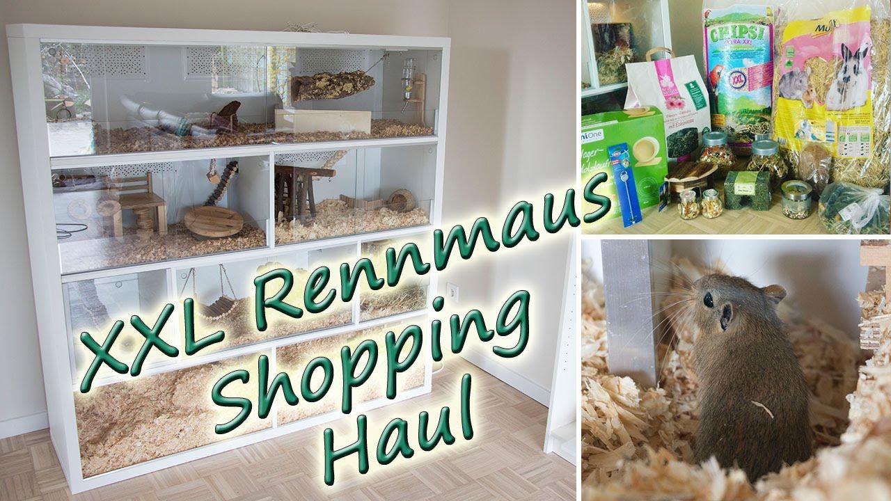 xxl rennmaus shopping haul youtube. Black Bedroom Furniture Sets. Home Design Ideas