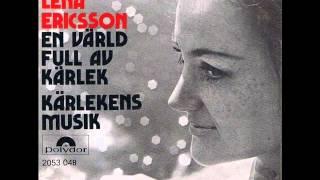 Lena Ericsson - Kärlekens musik
