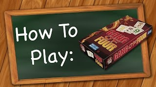 How to Play: Gang of Four