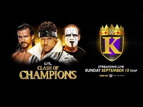 LWL Clash Of Champions 2019 | Highlights | WWE 2K19