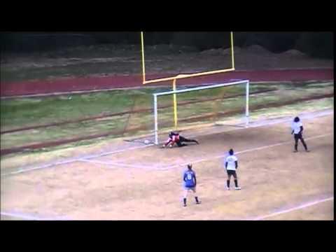 Emani Oriel Green Soccer Highlights 2014 Goalkeeper