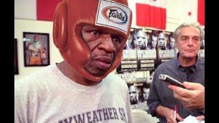 New Floyd Mayweather Sr Sparring 2011 - Dirty Ending