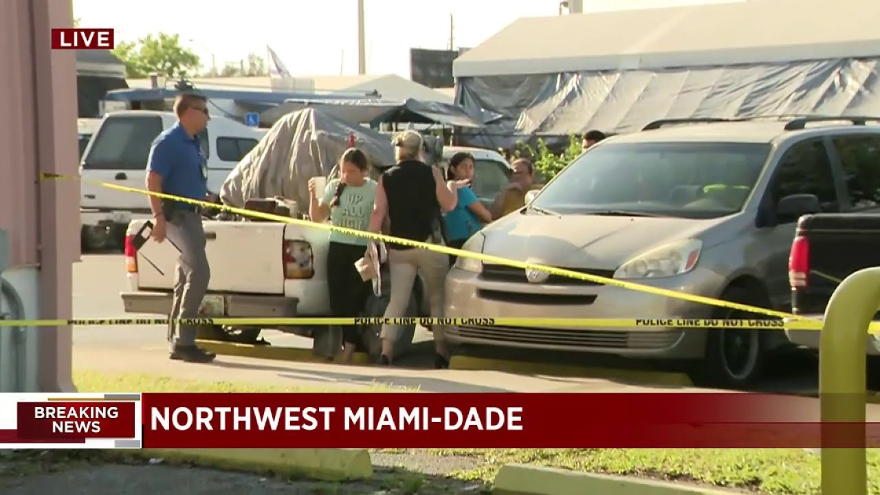 Flea Market Miami >> Armed Robbery Outside Miami Flea Market