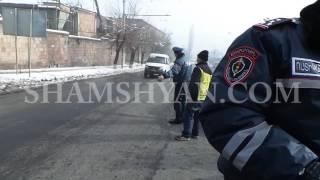 Ավտովթար Երևանում  բախվել են Opel ը և համար 58 երթուղին սպասարկող Газель ը  Վերջինը բախվել է պատին