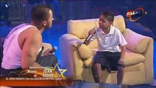 "Juan Rivera Canta De padre a hijo con Brian Torres ""El Grillito"
