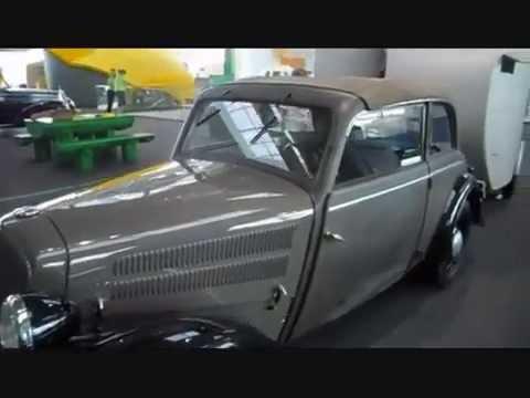 Classic : DKW F8 Reichsklasse (Audi)