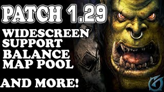 Grubby   Warcraft 3 The Frozen Throne   PATCH 1.29 REVIEW