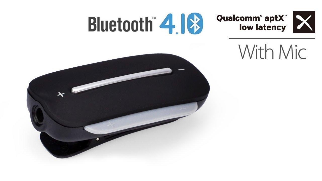 The Best Bluetooth Headphones Adapter with aptX Low Letancy