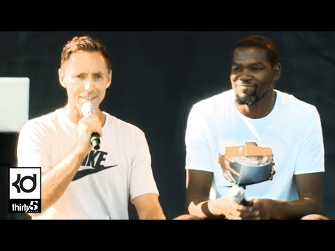 Download Youtube: Kevin Durant & Steve Nash Q&A At Nike Campus