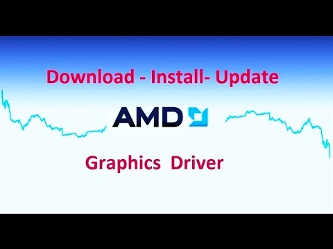 How to : Install-Update-Download AMD graphics driver in Windows 10 (step by step)