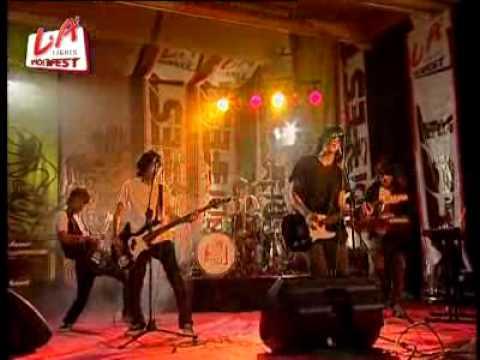 DANGER RANGER - BERHENTI MELANGKAH @ LA LIGHT INDIEFEST 2009