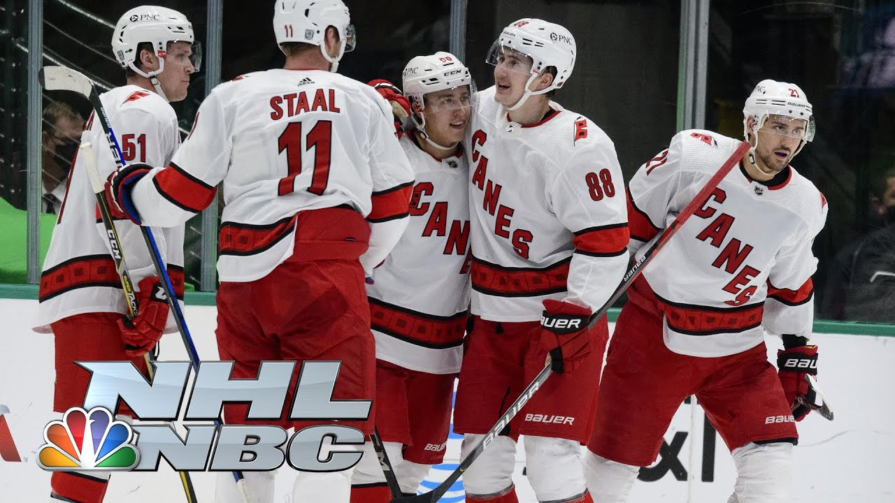 NHL Power Rankings: Hurricanes making strong case in top 5 | NBC Sports