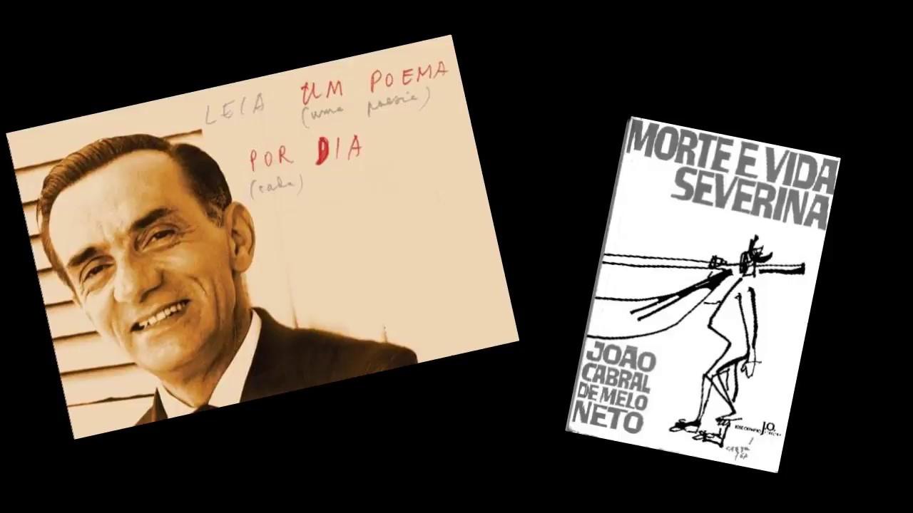 Poema Morte E Vida Severina Colégio Estadual Presidente Roosevelt