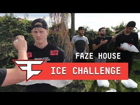 FaZe House Ice Torture