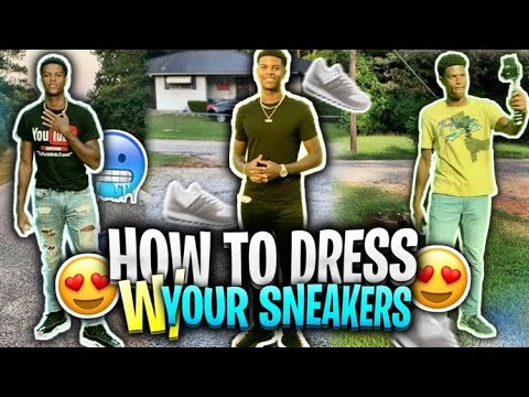 How to Dress With Your Sneakers🔥/ Teen Look Book🥶 (2019 Edition) 😈