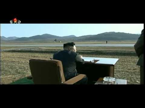 Kim Jong Un guides KPA Air Force and Army drills